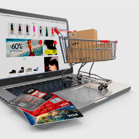 THE ONLINE STORES